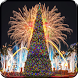 2018 Christmas Tree Fireworks Lamp Live Wallpaper by Live wallpaper HD