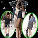 Women Skirt Selfie by Somi