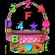Bucket Learn - Digits, Figures by F Studio