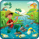 The FishMan: Fishing Frenzy by Breakappbest