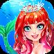Mermaid Princess Love Story Dress Up & Salon Game by Bear Hug Media Inc