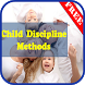 Child Descipline methodes by chrystle apps