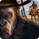 Apes Age Vs Wild West Cowboy: Survival Game by Desert Safari Studios