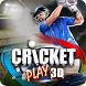 Cricket Play 3D: Live The Game by Moong Labs