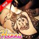 beautiful henna designs by JodiStudio