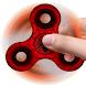 Fidget Spinner by Guns sound & Crack screen