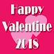 Happy Valentine 2018 by Cuphy Dev
