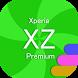 Theme for Xperia XZ Premium by Theme land