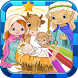 Kids paint bible coloring book by Bausauli Apps