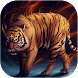 Tiger King Live HD Wallpaper by Work shop and studio