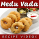 Medu Vada Recipe Videos by Fast Food Recipe Guru