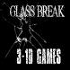 Glass Break by 3-1DGames