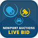 Newport Auctions LiveBid by Kingfisher Systems (Scotland) Ltd