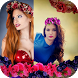 Flower Crown Photo Editor by WakeApp Games & Apps