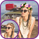 Flower Crown Photo Editor by David N Wilson