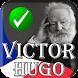 ???? victor hugo by PDGApp