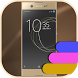 Theme for Xperia XA1 Ultra by Theme land