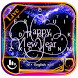 Live Happy New Year Keyboard Theme by Hot Keyboard Themes For Android