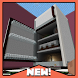 Hide-and-seek Kitchen Map MCPE by Bopin