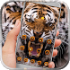 Roaring Tiger Spike King by HD wallpaper and theme