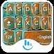 Bubble TouchPal Keyboard Theme