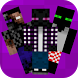 Skins Enderman for Minecraft by vasiliyovechkin