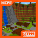 Simple Adventure for MCPE by Fashion Magic Mods