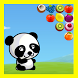Fruit Bubble Shooter Panda by Jarwo Upin Ipin Group