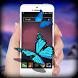 Butterfly on Screen : Real 3D Butterfly in Screen by World Dex