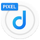 Delux UX Pixel - S8 Icon pack by Eatos Apps