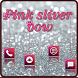 Pink Sliver Diamond Theme by Launcher Fantasy