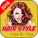 Hairstyles for Girl by ShenLogic