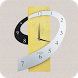 Modern Analog Clock by Critical Dev