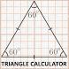 Triangle Calculator by Novice4Soft