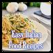 Easy Italian Food Recipes by Nephilim
