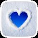 Heart Snow Theme by Heartful Theme