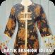 Batik Fashion Ideas by Riri Developer