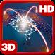 Futuristic Network Globe 3D by PiedLove.com Personalization