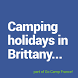 Camping Brittany App by Westcountry Brands