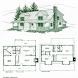 Sketch of Minimalist House by delisa