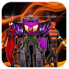 Immortal Superhero vs Futuristic Robots Ring Fight by Gameified