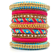 Silk Thread Bangles colections by technotronics