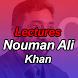 Noman Ali Khan Famous Lectures by Multi App Logix