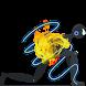 Gravity Man Runner by mrsimow