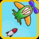 Jet Plane Escape [ Missiles Escape ]