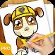 Learn To Draw Paw Patrol Pro by BestDv