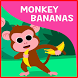 Monkey Bananas Dance Video by Restrong