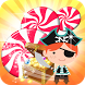 Candy Blast Pirate Pou by Colorful Candy Studio
