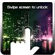 City Night Lock Screen by Borkos Apps
