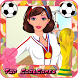 World Football Fashion Design by Girl Games - Vasco Games